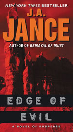 Edge of Evil - J. A. Jance