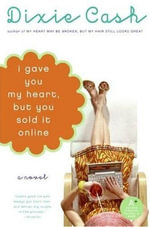 I Gave You My Heart, but You Sold It Online : Domestic Equalizers - Dixie Cash