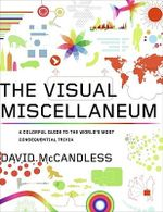 The Visual Miscellaneum : A Colorful Guide to the World's Most Consequential Trivia - David McCandless