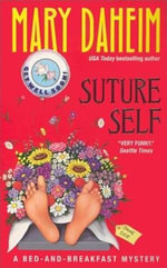Suture Self : Bed-and-Breakfast Mysteries - Mary Daheim