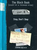 The Black Book : Stop, Don't Stop - Jonah Black