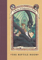 A Series of Unfortunate Events #2 : The Reptile Room - Lemony Snicket