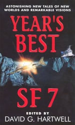 Year's Best SF 7 : Year's Best SF Series - David G. Hartwell