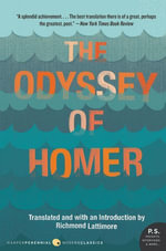 The Odyssey of Homer - Richmond Lattimore