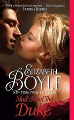 Mad About The Duke - Elizabeth Boyle