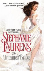 The Untamed Bride : Black Cobra Quartet 1 :  Black Cobra Quartet 1 - Stephanie Laurens