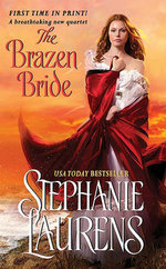 The Brazen Bride : The Black Cobra Quartet - Stephanie Laurens