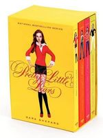 Pretty Little Liars Box Set : 000422935 - Sara Shepard
