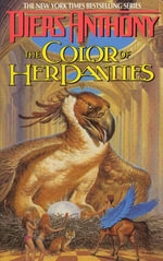 Xanth 15 : The Color of Her Panties - Piers Anthony