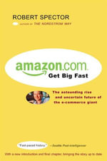 Amazon.com : Get Big Fast - Robert Spector