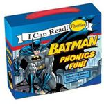 I Can Read Phonics : Batman Phonics Fun - Lucy Rosen