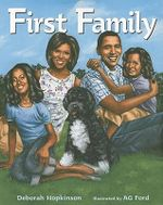 First Family - Deborah Hopkinson