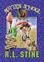 Rotten School #15 : Calling All Birdbrains - R.L. Stine
