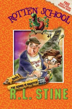 Rotten School #7 : Dudes, the School Is Haunted! - R.L. Stine