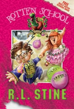 Rotten School #9 : Party Poopers - R.L. Stine
