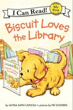 Biscuit Loves the Library - Alyssa Satin Capucilli