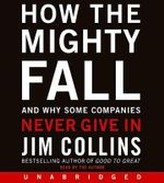 How the Mighty Fall CD : How the Mighty Fall CD - James C Collins