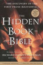 The Hidden Book in the Bible - Richard Elliott Friedman
