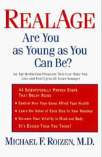 RealAge : Are You as Young as You Can Be? - Michael F. Roizen