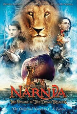 Chronicles of Narnia : The Voyage of the Dawn Treader Movie Tie-in Edition (digest) - C. S. Lewis