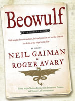 Beowulf : The Script Book - Neil Gaiman