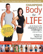 Champions Body-for-LIFE - Art Carey