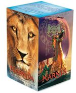 The Chronicles of Narnia Box Set  - C. S. Lewis