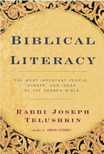 Biblical Literacy : The Most Important People, Events, and Ideas of the Hebrew Bible - Joseph Telushkin