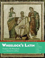Wheelock's Latin, 6th Edition Revised - Frederic M. Wheelock
