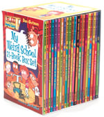 My Weird School 21-Book Box Set - Dan Gutman