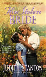 His Stolen Bride - Judith Stanton