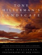 Tony Hillerman's Landscape : On the Road with Chee and Leaphorn - Anne Hillerman
