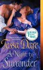 A Night to Surrender : Spindle Cove Series : Book 1 - Tessa Dare