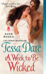 A Week to Be Wicked : Spindle Cove Series : Book 2 - Tessa Dare