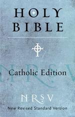 NRSV Catholic Edition Bible - Harper Bibles