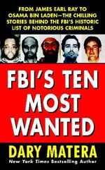 FBI's Ten Most Wanted - Dary Matera