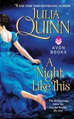 A Night Like This : Smythe-Smith Quartet - Julia Quinn