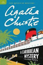 A Caribbean Mystery : Miss Marple Mysteries (Paperback) - Agatha Christie