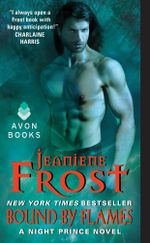 Bound by Flames : A Night Prince Novel - Jeaniene Frost