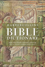 HarperCollins Bible Dictionary - Revised & Updated - Mark Allan Powell