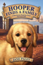Hooper Finds a Family : A Hurricane Katrina Dog's Survival Tale - Jane Paley