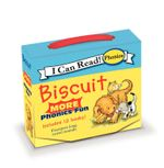 Biscuit : More Phonics Fun - Alyssa Satin Capucilli