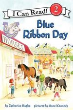 Pony Scouts : Blue Ribbon Day - Catherine Hapka
