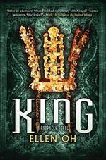 King : Dragon King Chronicles (Hardcover) - Ellen Oh