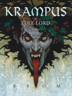 Krampus : The Yule Lord - Brom