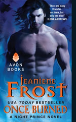 Once Burned : A Night Prince Novel - Jeaniene Frost