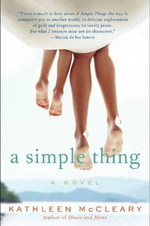 A Simple Thing - Kathleen McCleary