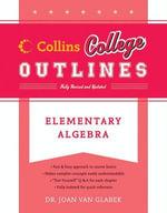Elementary Algebra - Joan Van Glabek
