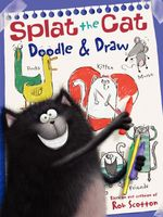 Doodle & Draw : A Coloring & Activity Book - Emily C Hughes