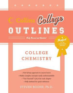 College Chemistry : Collins College Outlines - Steven Boone
